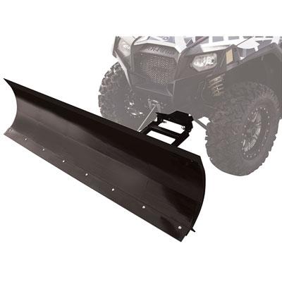Winch Equipped UTV Fits: Yamaha Viking 700 VI 700 2014-2019 72 Blade Tusk SubZero Heavy Duty Snow Plow Kit